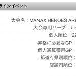 栃木県内ランキング6位になりました。