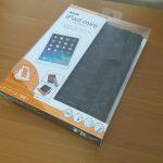 レイ・アウト iPad mini 4 ブックレザーケースを購入。いい感じ。